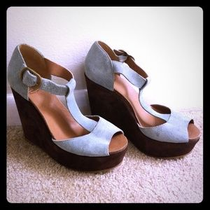 🍀Lucky Brand Wedges🍀